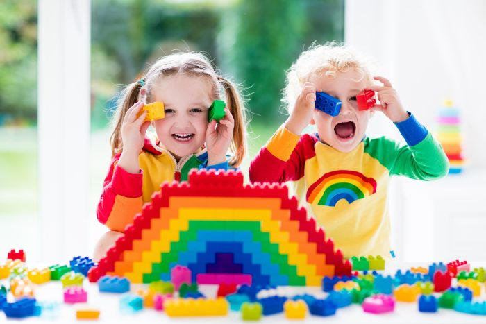 Learning Through Play With The Lego Foundation - Fab Lab Connect
