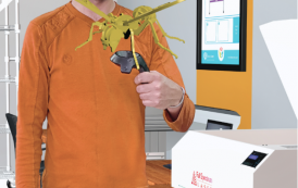 Laser Cutter Station - Fab Lab VR