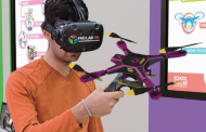Drone Station - Fab Lab VR
