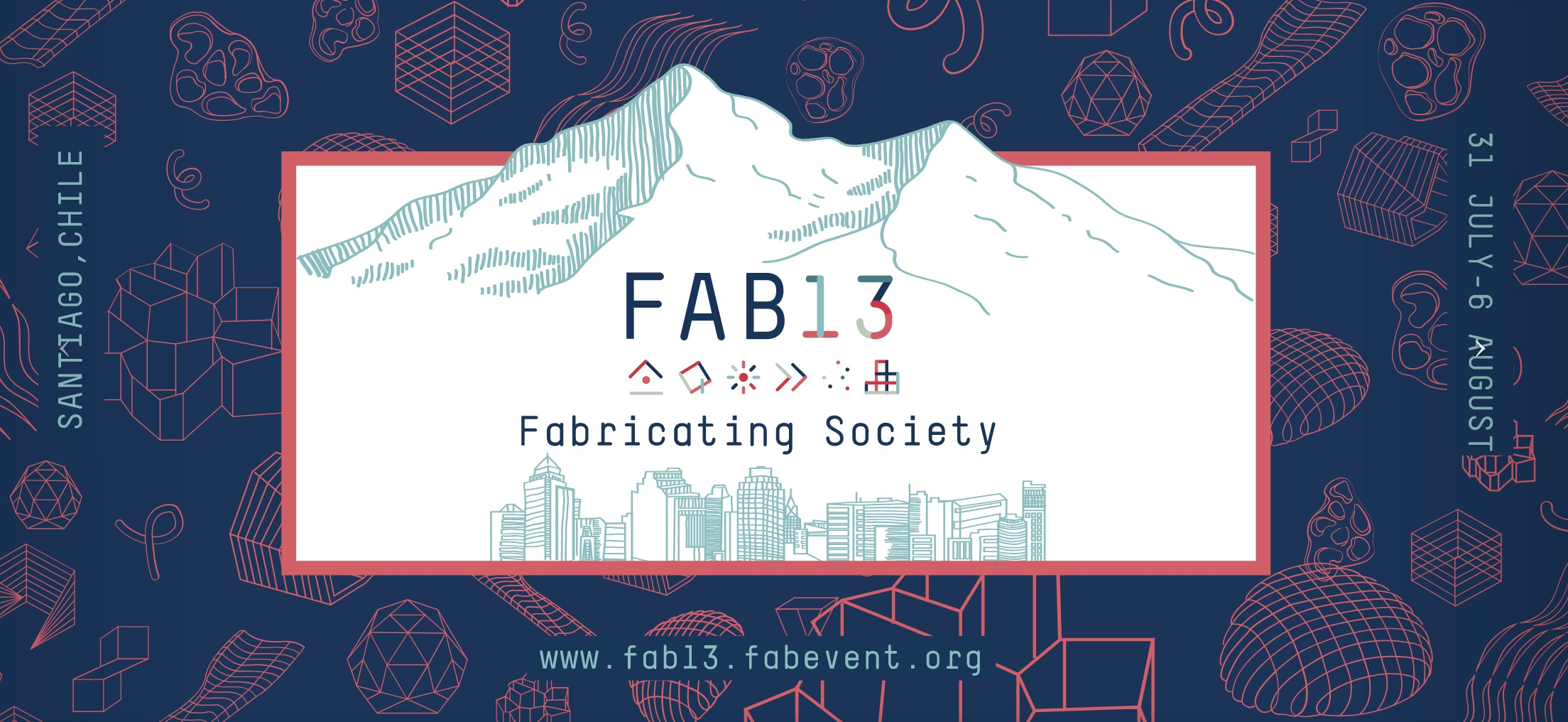 Fab13 'Fabricating Society' Focus and Observations