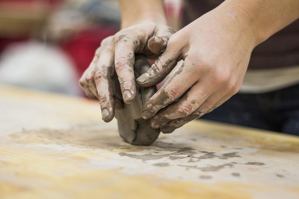 Fab13 Conductive Clay Workshop for Educators