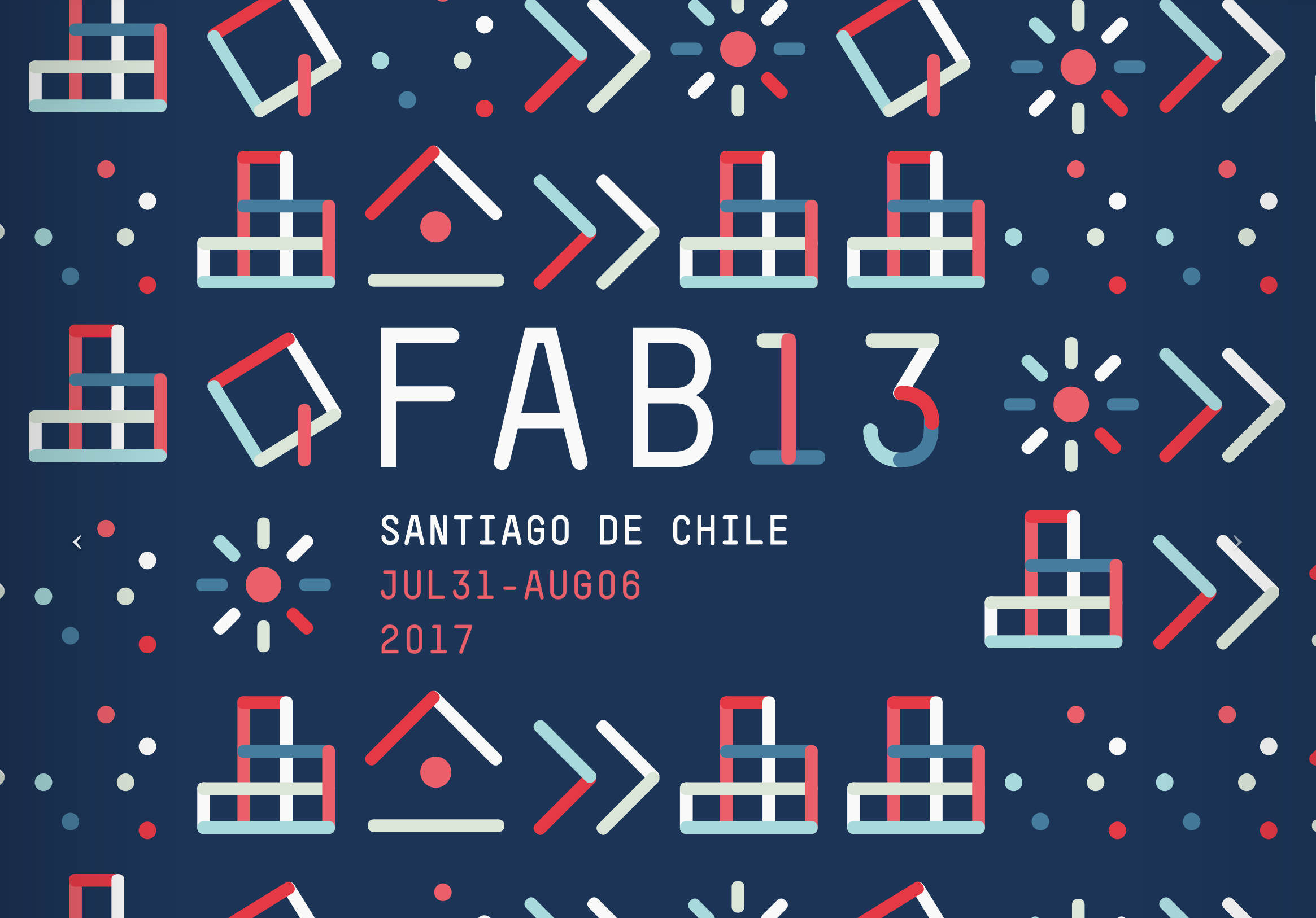Fab13 Off To A Great Start! - Santiago, Chile