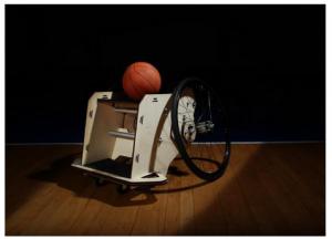TooWheels Wheelchair
