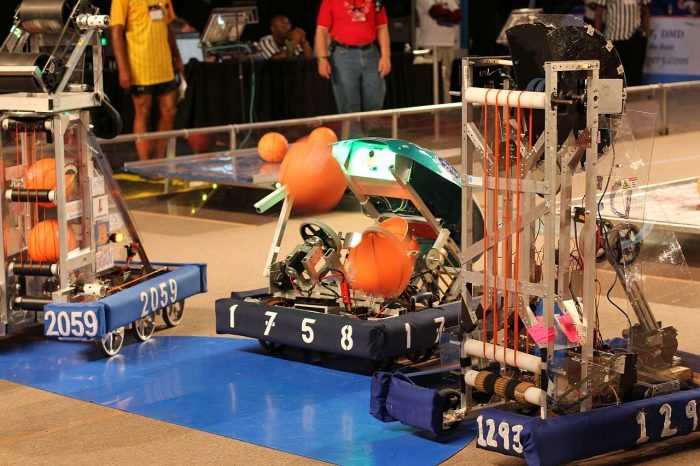 Educators from 49 States Register for Robotics Competition