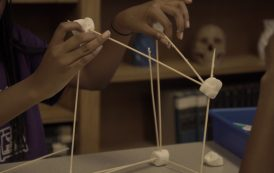 The Marshmallow Challenge Helps Lessons Stick