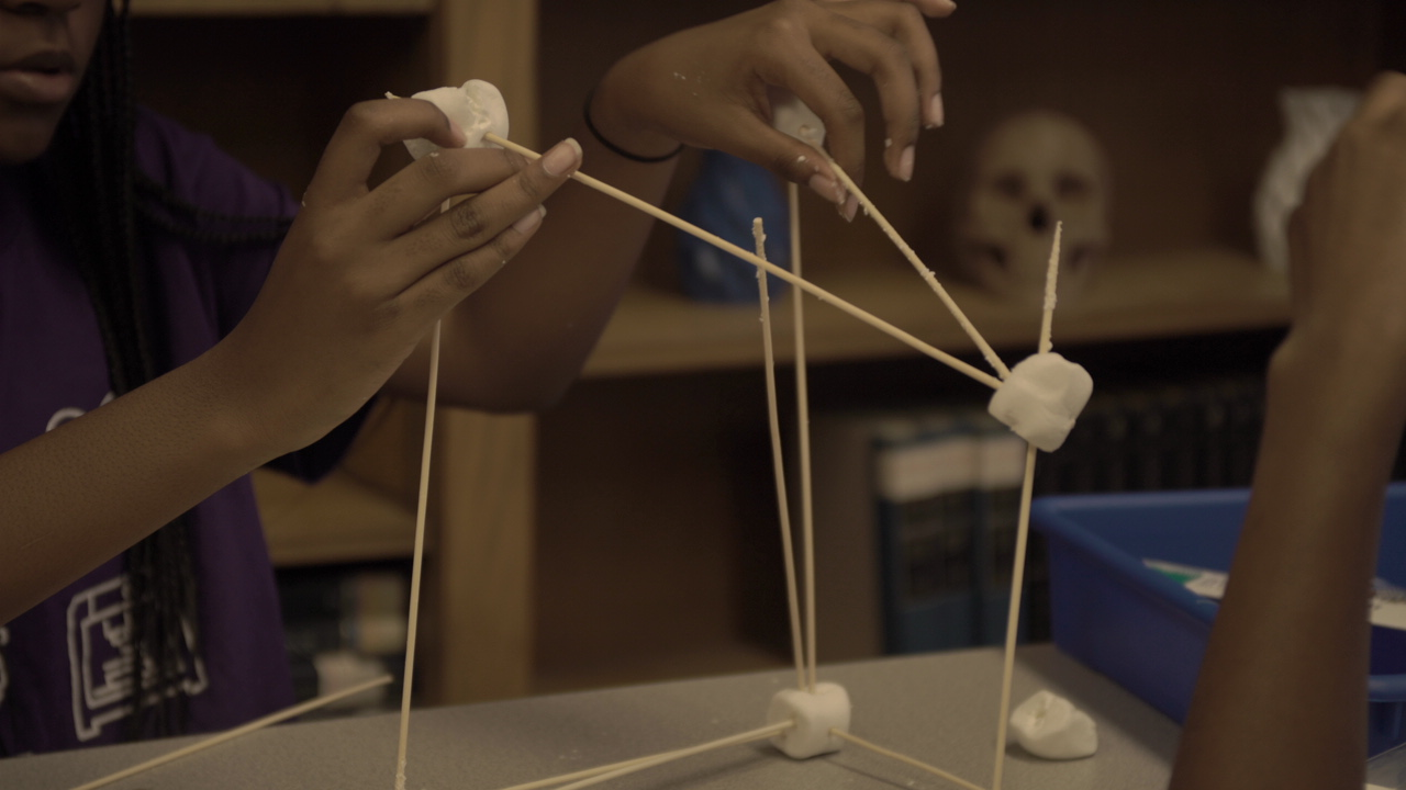 Marshmallow Challenge Helps Lessons Stick