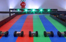 Formula Pi Race Sponsored by School Fab Lab