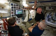 Astronauts 3D-Print Tools in Space