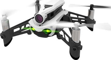Parrot Drone Flight Dynamics Guide
