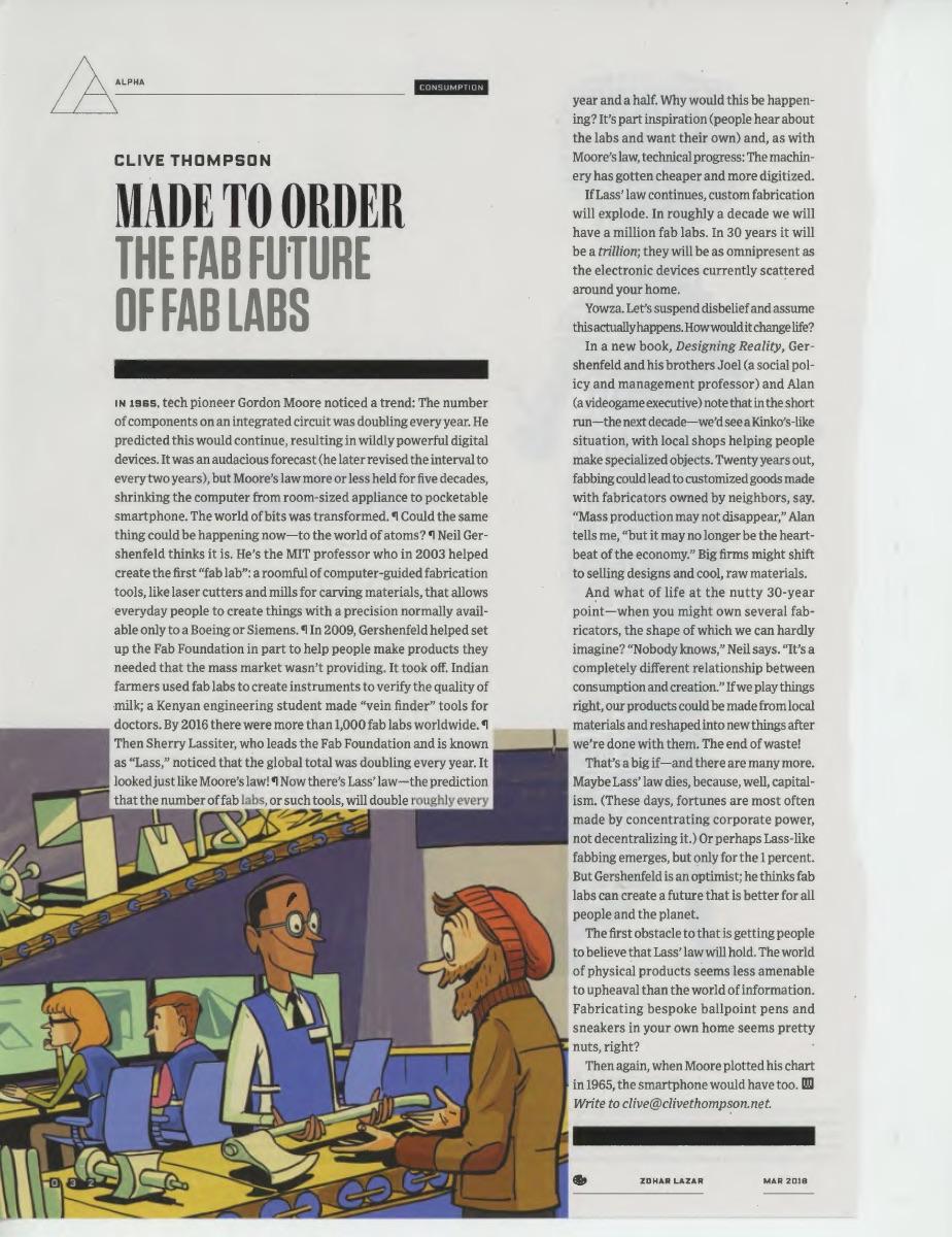 Fab Lab Future