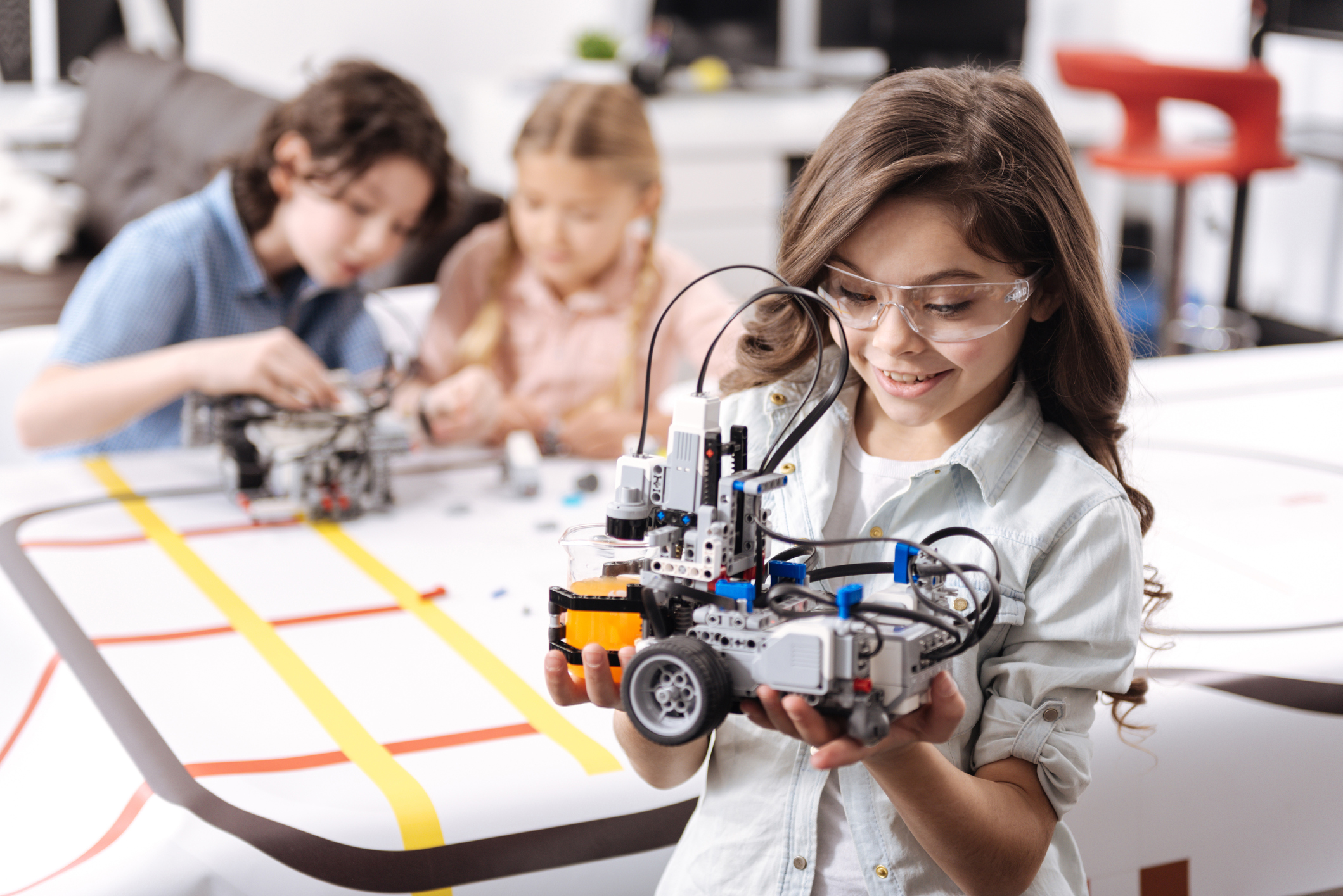 Technology Will Change Society, And We Need to Change Our Schools