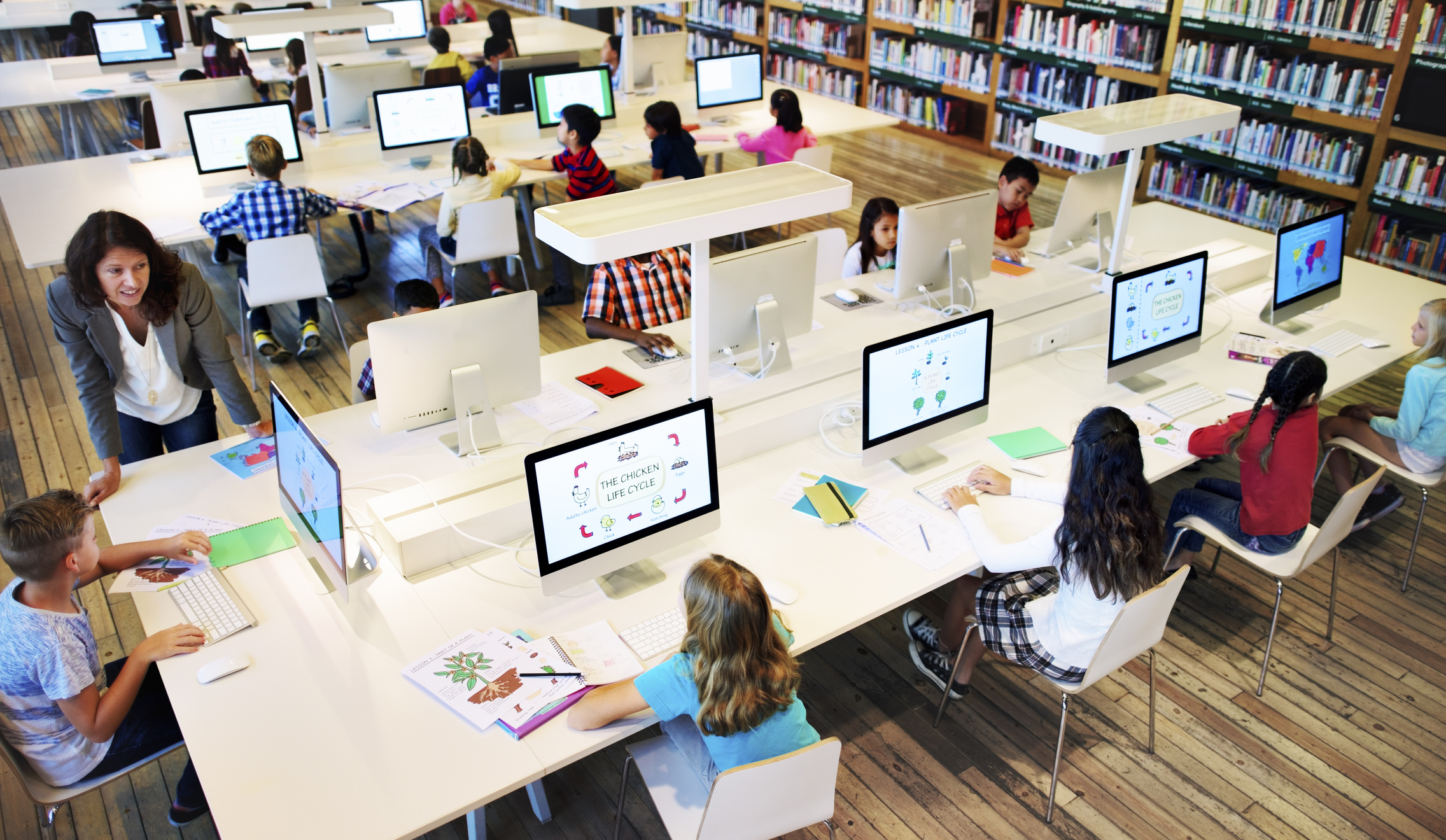 For Investors, The Future of Education Technology is now The Workplace