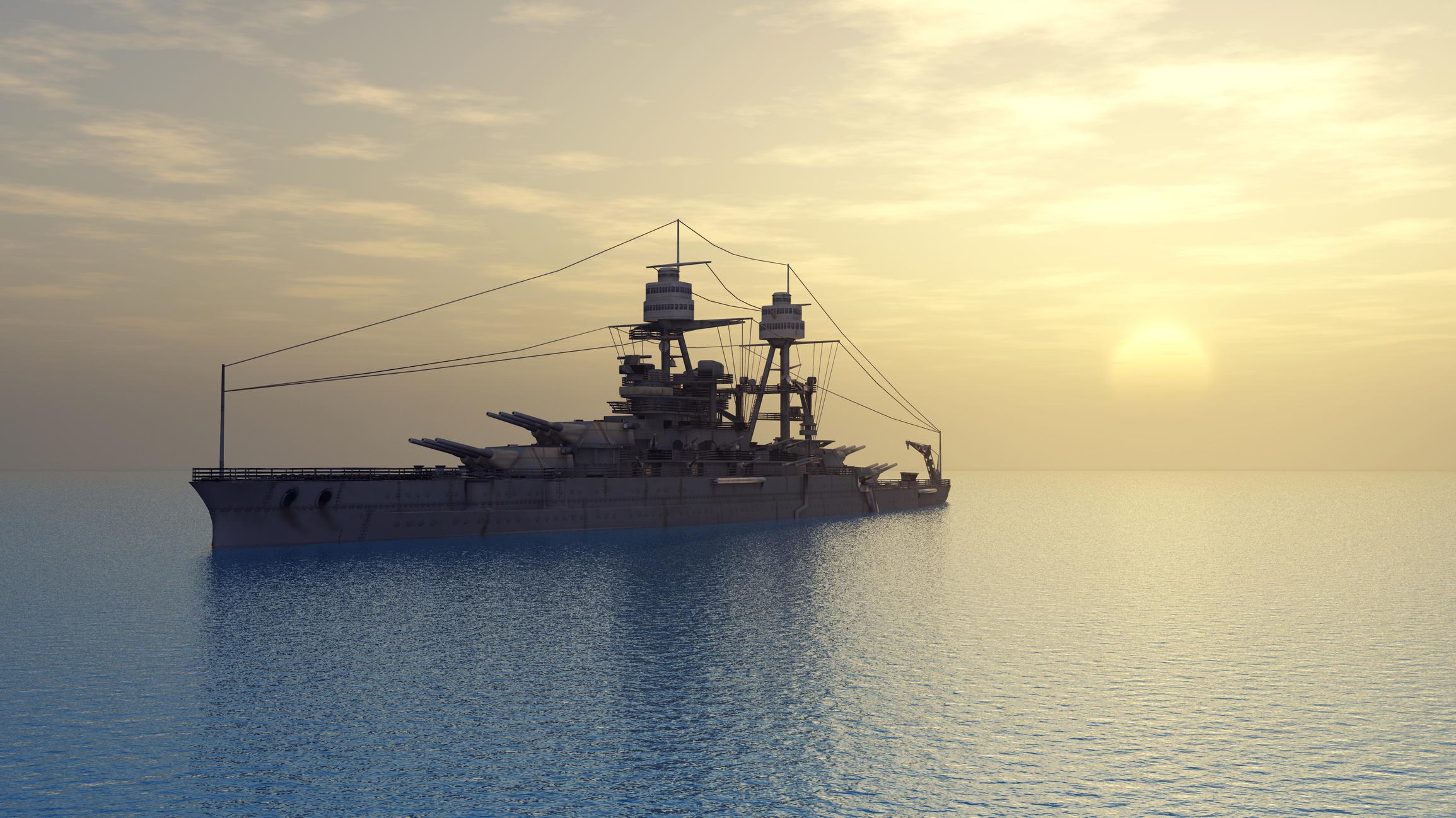 US Navy Metal 3D Printing for Battleships