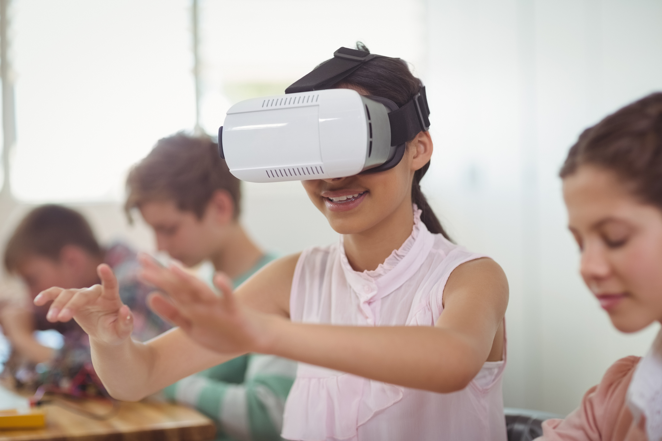 Using VR In the Classroom Is Cheaper Than You Think