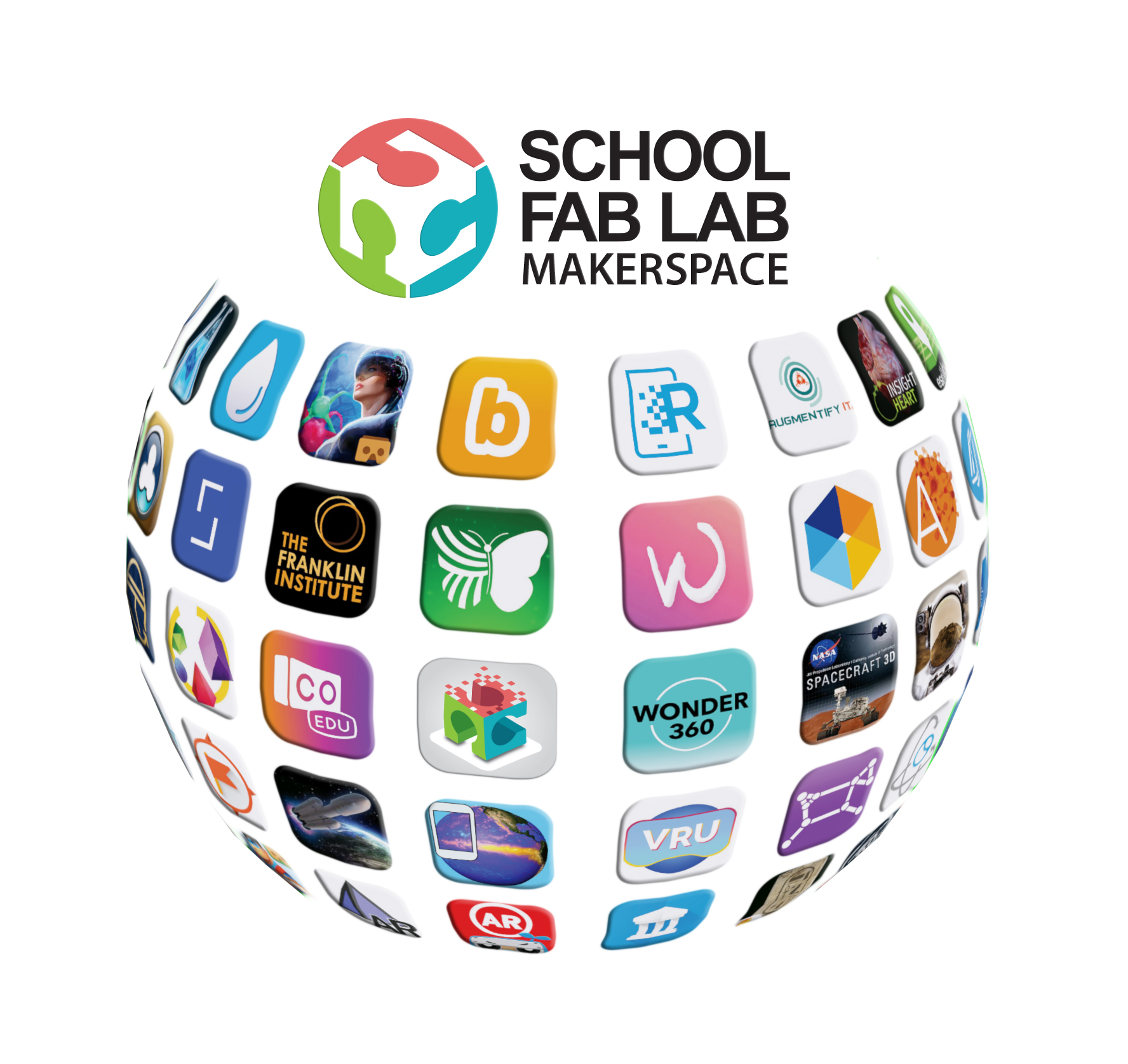 School Fab Lab List of AR and VR Education Apps!