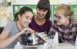 Wanted: More Girls in STEM Careers