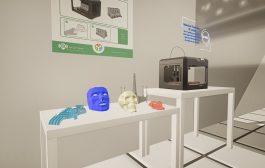 VR Focus Reviews Makerspace School Fab Lab VR App