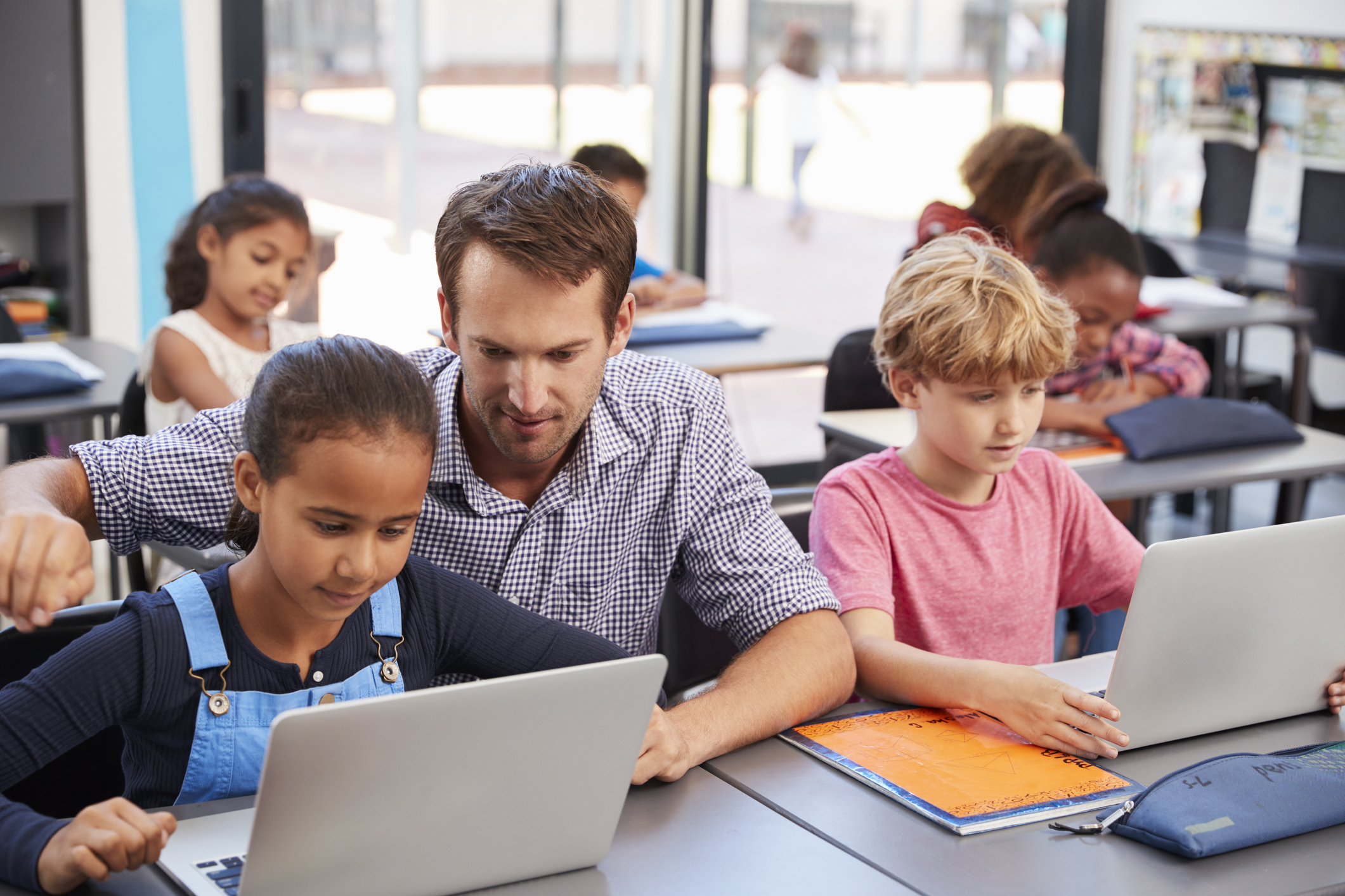 Eight Ways Machine Learning Will Improve Education