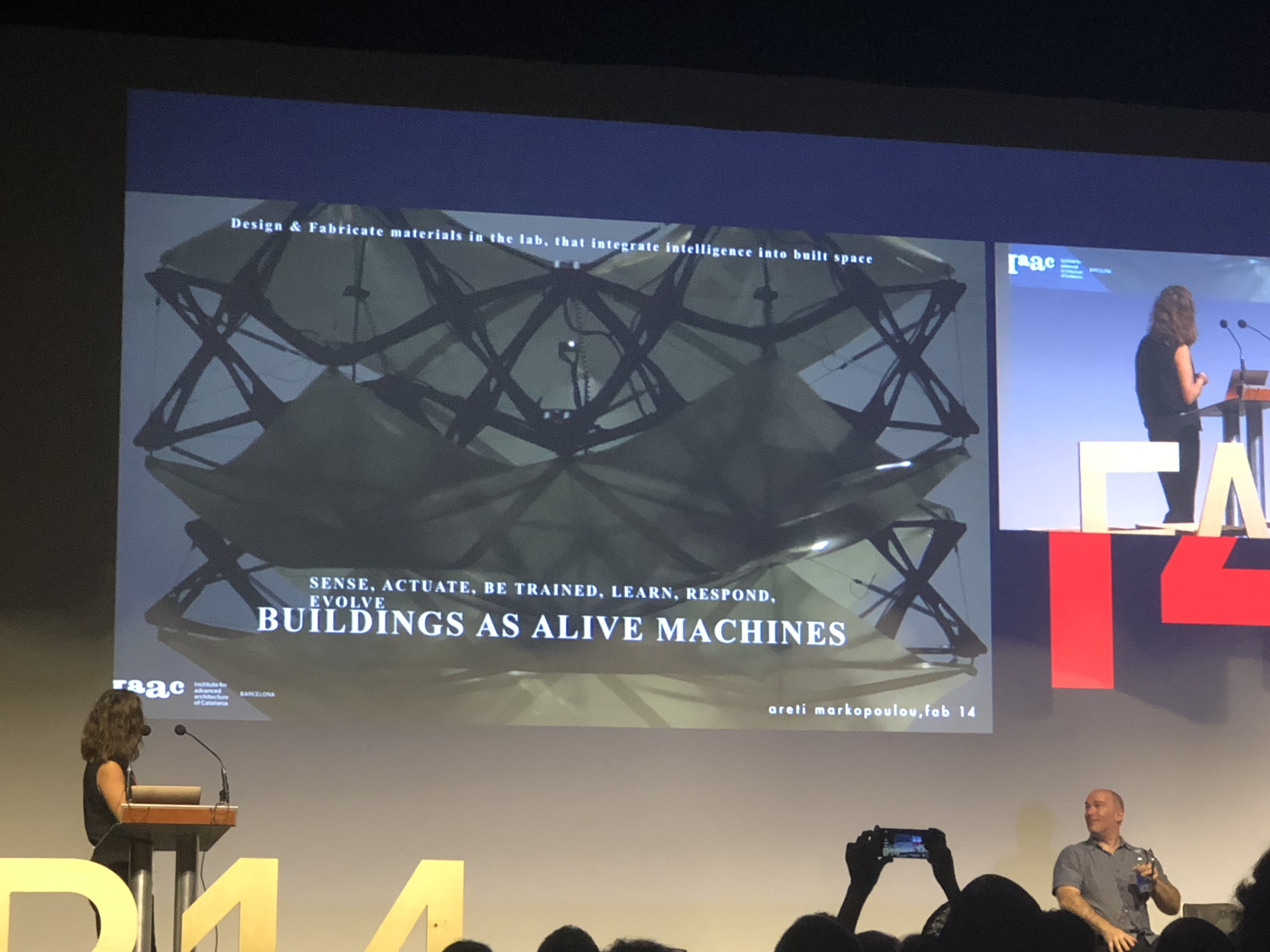 Machine Day at #Fab14