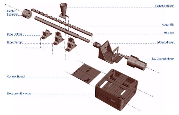 Fila X: FDM 3D Printing Filament Maker Machine