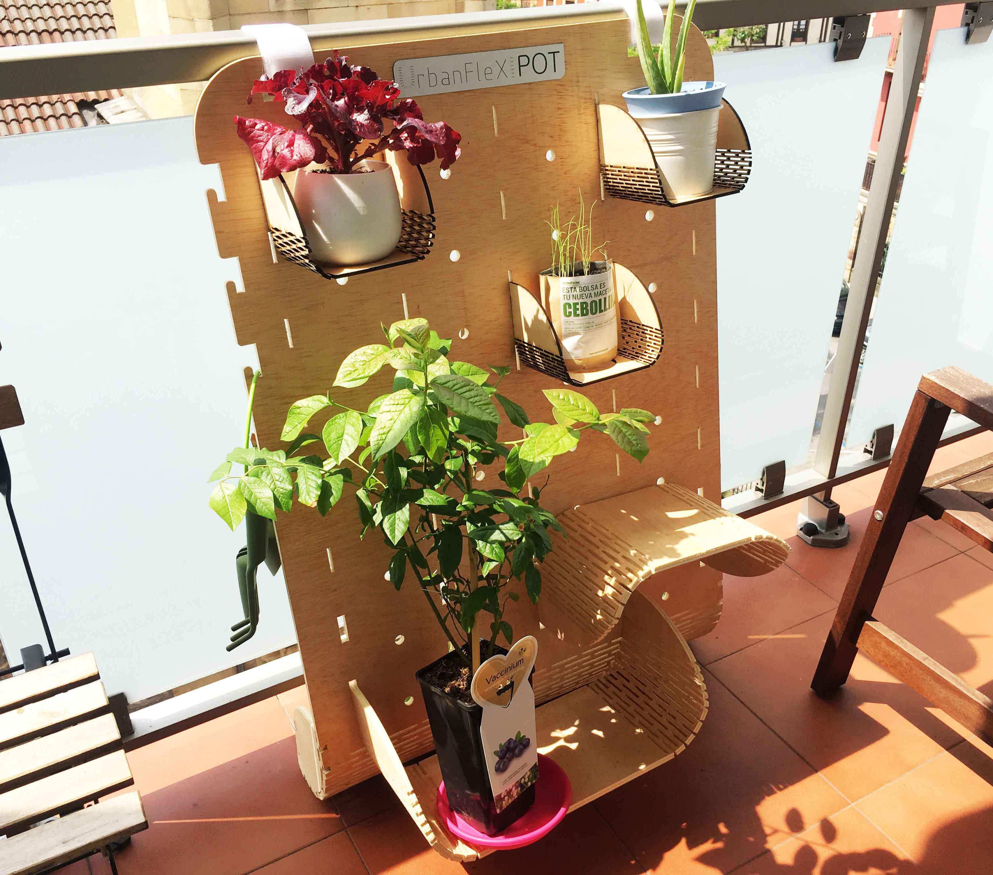 Smart Urban Garden