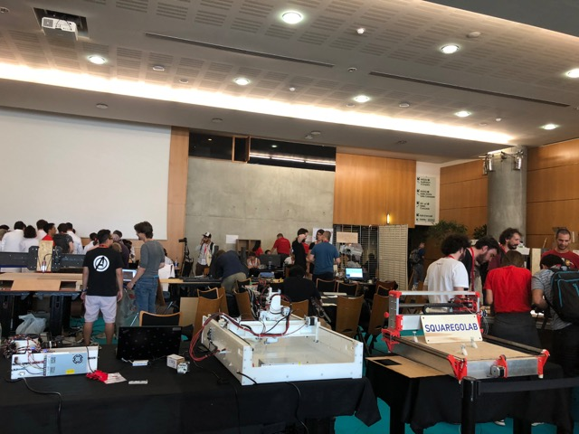 Making Space at Fab14