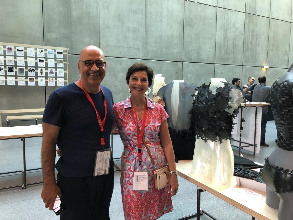 Fab Textile Exhibit - #Fab14