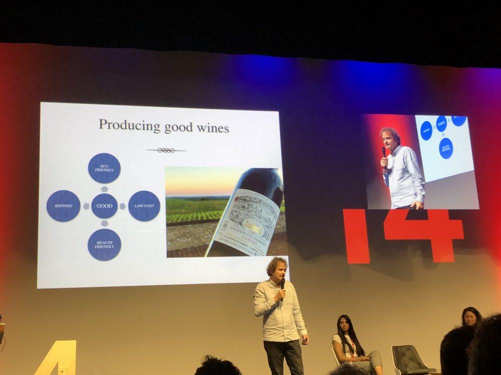Philippe Lejeune wine