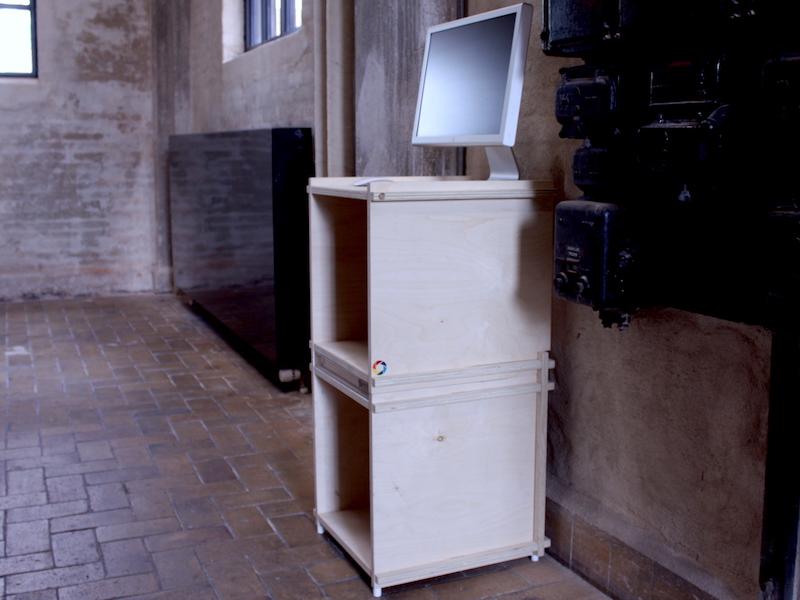 Bookable Modular Furniture