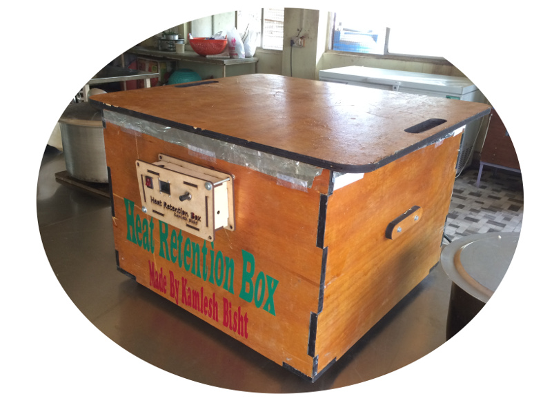 Smart Heat Retention Box