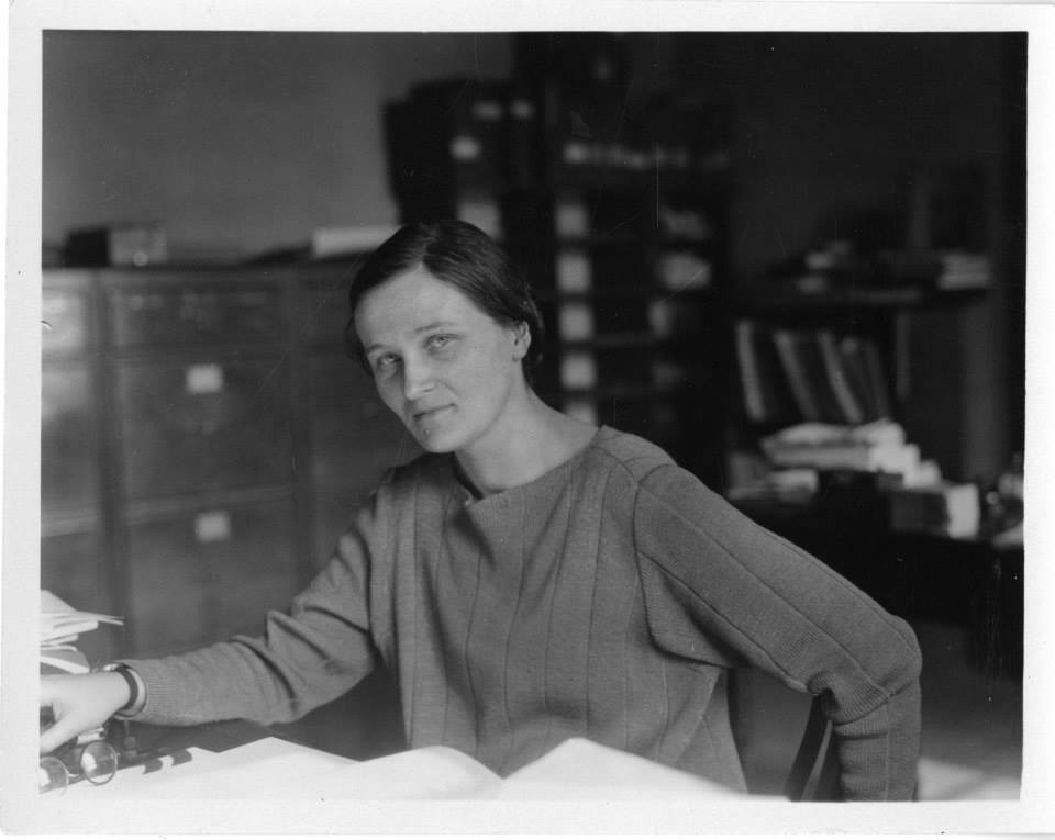 About Cecilia Payne
