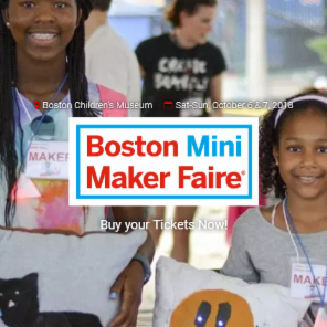 Mini Maker Faire Boston