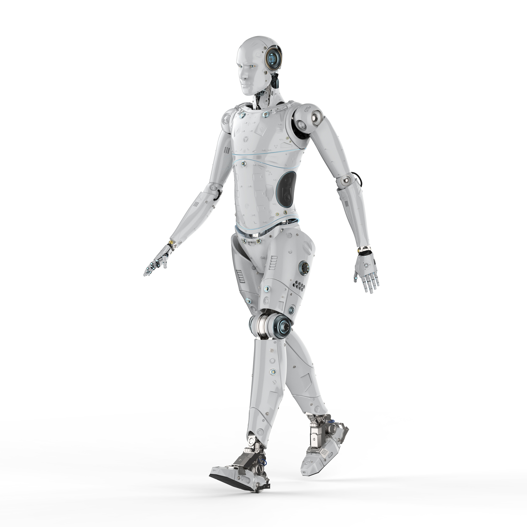 This AI Teaches Robots How to Walk