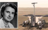 Rosalind Franklin: Mars rover named after DNA pioneer