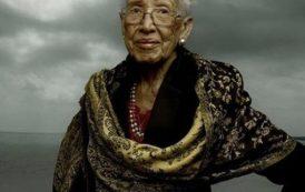 Happy 100th Birthday to Ms. Katherine Johnson, NASA Human Computer