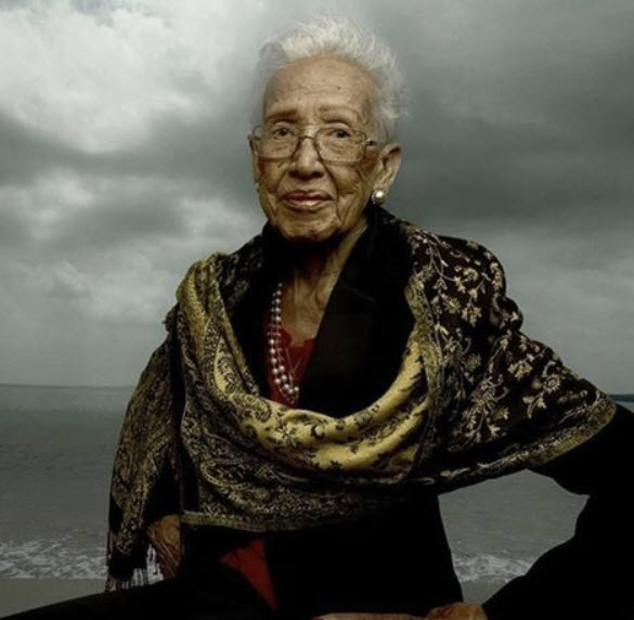 Happy 100th Birthday to Ms. Katherine Johnson, NASA Human Computer