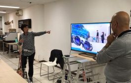 Fab Lab Ajaccio Explores The Concepts of Augmented Reality and Virtual Reality to Fuel Curiosity with School Fab Lab AR