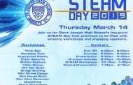 St. Joseph High School STEAM Day Coming Up March 14th