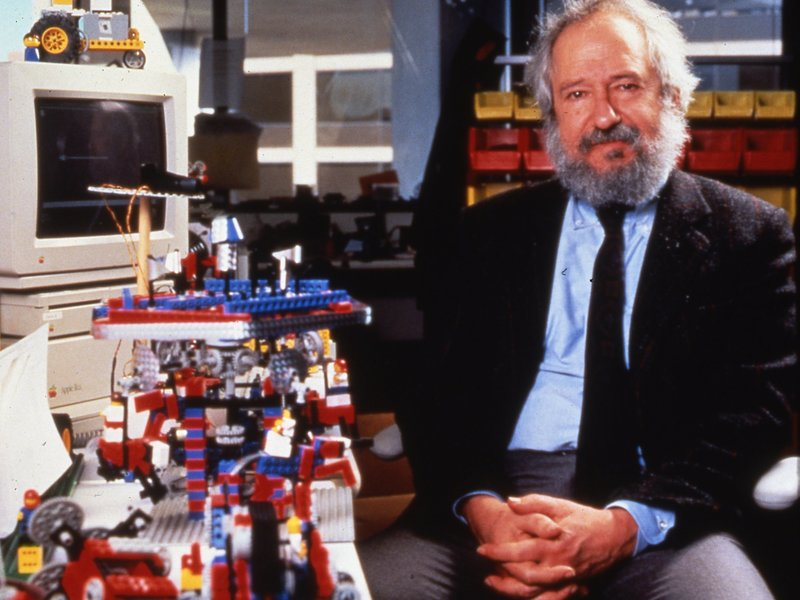 Seymour Papert on Logo: Teaching