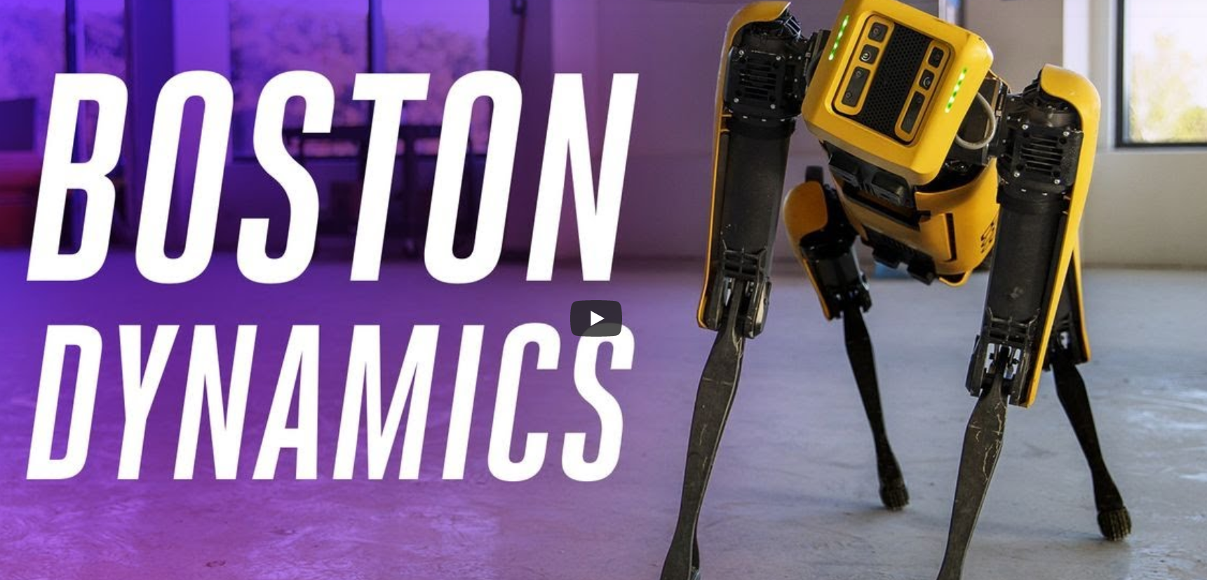 Boston Dynamics Spot Hands-on: New Dog, New Tricks