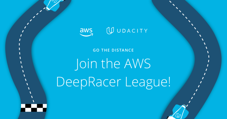 AWS and Udacity Launch DeepRacer Machine Learning Course and Scholarship