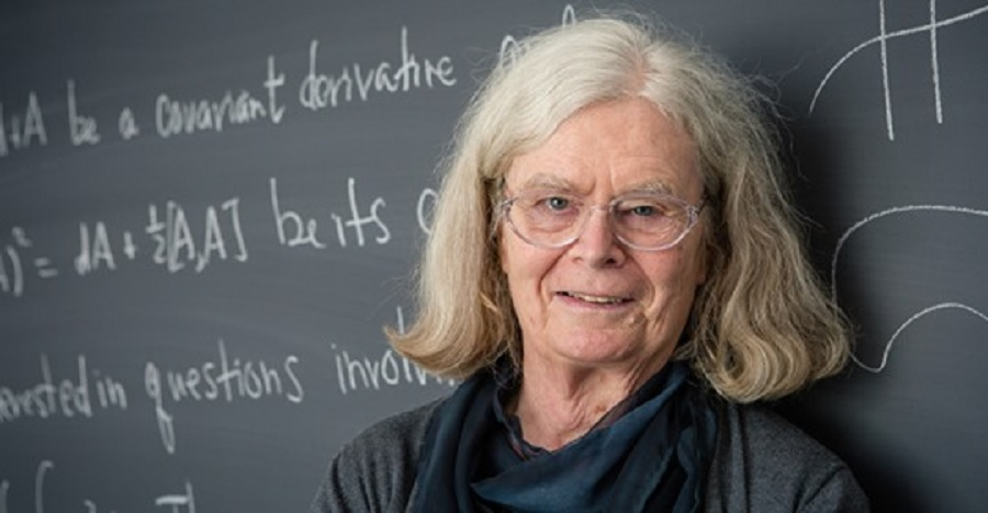 The 'Nobel Prize of Math' Has Been Won By A Woman For The First Time Ever