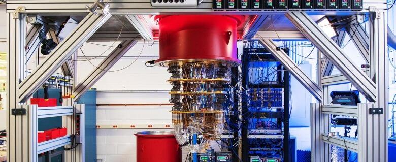 Google Says It Has Achieved 'Quantum Supremacy' Computing Milestone