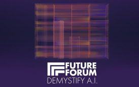 School Fab Lab Attends Future Forum: Demystify A.I. in Brooklyn, New York