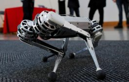 This Robot Army Can Run, Jump, Duck and Even Backflip
