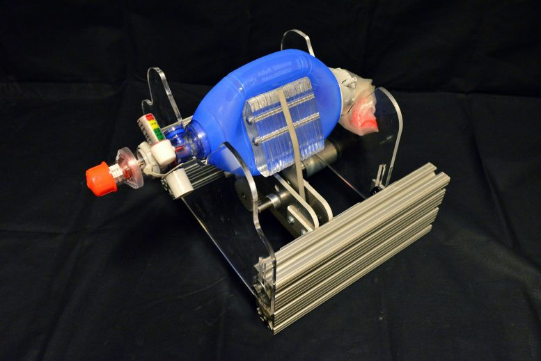 MIT Will Post Free Plans Online for an Emergency Ventilator That Can Be Built for $100