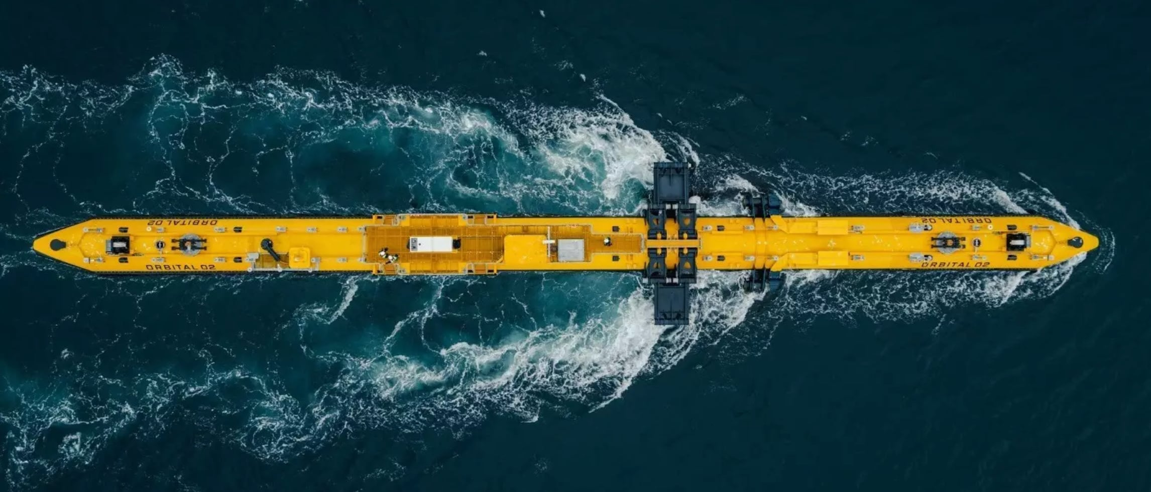 World's Most Powerful Tidal Turbine Pumps Out Greener Electricity In Scotland